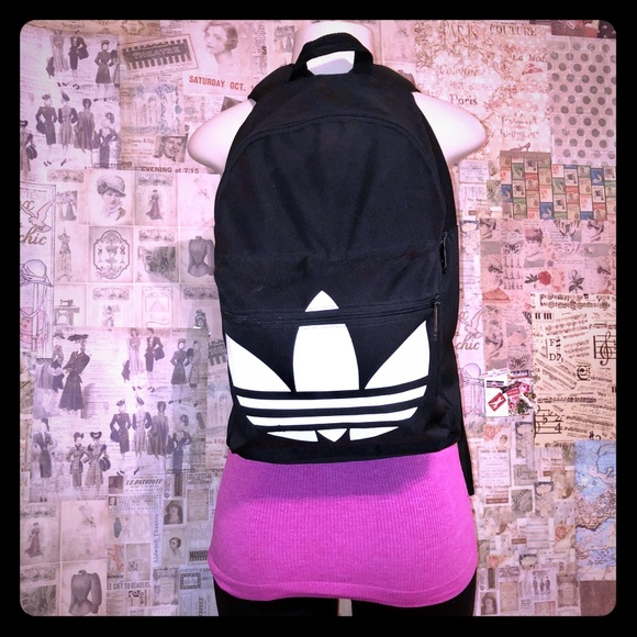 7fbb133fdb54 adidas Handbags - ADIDAS ORIGINALS BP CLAS TREFOIL BACKPACK